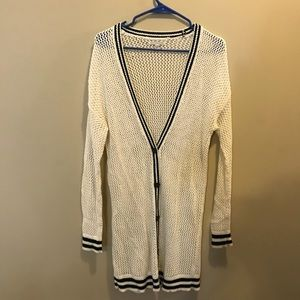 Varsity Stripe Cardigan